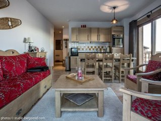 "Beautiful 3 Rooms apartment cabin ""ski in/ski out"""