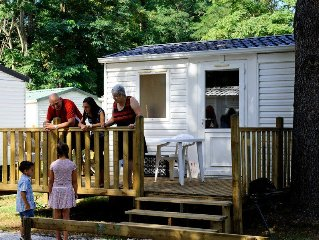 Camping L'Apamee*** - Cottage 3 Pieces 4 Personnes