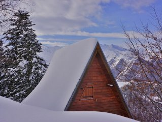 CH-4171 - Chalet for 6 people in Ustou