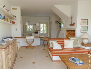 House 8/10 persons  et  15 m mooring Port Grimaud