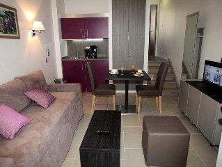 Appart'hotel Les Cordeliers - Studio Junior 2/4 Personnes