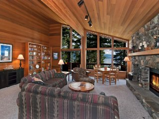 Amazing LAKE VISTA Home in Dollar Point - 4 BR and 3 Living Rooms - Sleeps 11