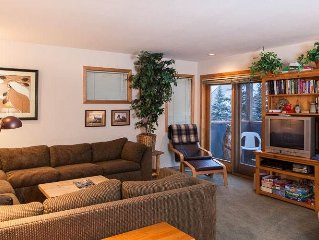 Lulu City #4B: 2 BR / 2 BA condo in Telluride, Sleeps 10