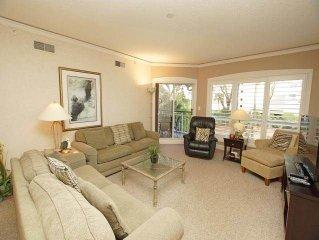 4101 Windsor Court: 2 BR / 2 BA oceanfront villas in Hilton Head Island, Sleeps