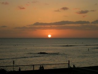 Amazing ocean view, one bedroom one bath modern condo, THE SHORES OF MAUI, #216