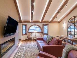 Lulu City #6I: 2.5 BR / 2.5 BA condo in Telluride, Sleeps 7