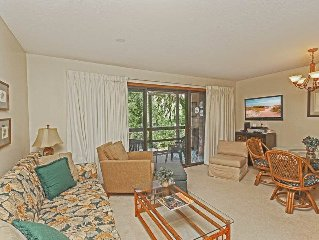 Mariner's Watch 4266: 1 BR / 1 BA villa in Kiawah Island, Sleeps 4