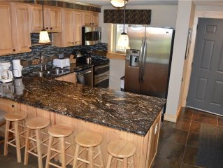 Immaculate Four Bedroom Condo Located in the Beaver Village Condos Complex Wint