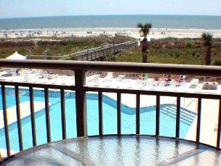 Ocean One 315 - Oceanfront 3rd Floor Condo