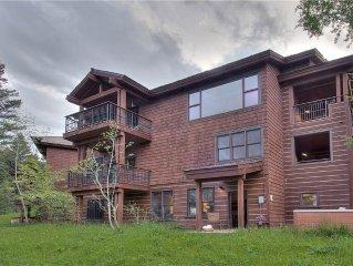 3bd/3.5ba Moose Creek 34: 3 BR / 3.5 BA town homes in Teton Village, Sleeps 8