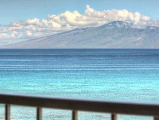 Penthouse Studio * Royal Kahana Ocean Resort, RELAX with Beautiful Views