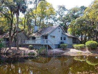 Turtle Pond - Pet Friendly Resort Cottage