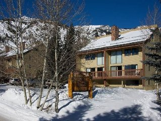 4bd/4ba Windriver 2: 4 BR / 4 BA condominiums in Teton Village, Sleeps 8