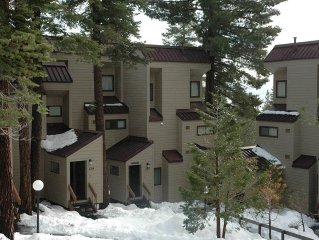 Carnelian Woods # 128: 3 BR / 2 BA condo/townhouse in Carnelian Bay, Sleeps 8