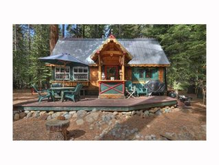 Adorable Tahoe Cabin - Very Cute and Cozy 1br+. Great Value on the West Shore!