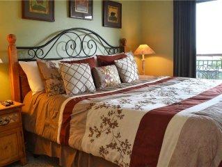 Trails End Condominiums: 1 BR / 1 BA condo in Breckenridge, Sleeps 4