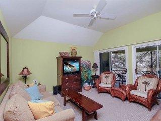 Turtle Cove 5528: 1 BR / 1 BA villa in Kiawah Island, Sleeps 4
