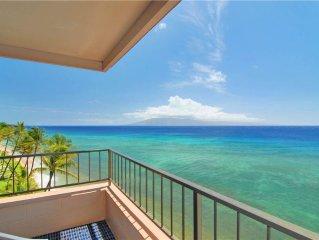 One bedroom corner oceanfront