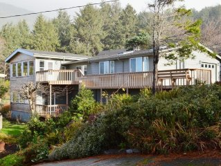 NEAHKAHNIE BREAKER: 4  BR, 2  BA House in Nehalem, Sleeps 9
