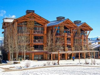 1.5BD/2.5Ba Crystal Springs 403: 1.5 BR / 2.5 BA condominiums in Teton Village,