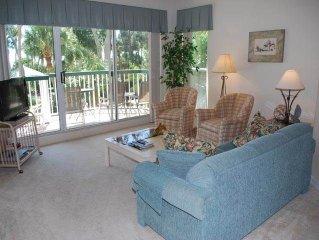 106 Barrington Arms: 1 BR / 1.5 BA oceanfront villas in Hilton Head Island, Sle