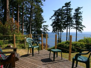 Secluded getaway with panoramic view and beach access (132)