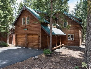 Celtic Lodge: 3 BR / 2.5 BA house/cabin in Homewood, Sleeps 8
