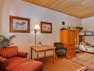 Gateway #5055: Studio / 1 BA, Sleeps 6