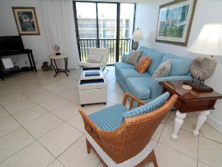 One bedroom condo at the Sundial Beach Resort