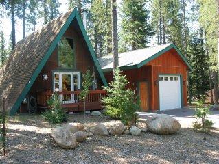 Oglala Cabin. So popular it needs no other description.