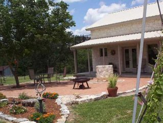 Country Memories - Country Property Just Outside of Fredericksburg Texas