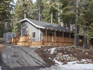 Charmer On Lark: 3 BR / 2 BA house/cabin in Homewood, Sleeps 8