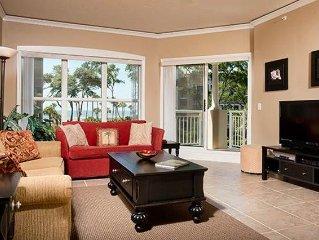 5204 Hampton Place: 1 BR / 2 BA oceanfront villas in Hilton Head Island, Sleeps