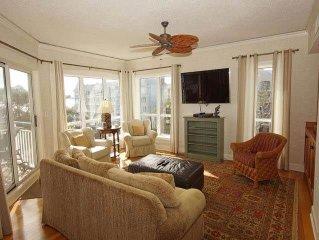 4409 Windsor Court: 4 BR / 4 BA oceanfront villas in Hilton Head Island, Sleeps