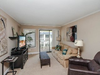 Prime Isle of Palms Location- One Row Away From The Beach!