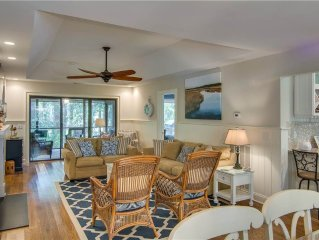 Inlet Cove 32: 3 BR / 2 BA home in Kiawah Island, Sleeps 6