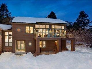 4bd/3.5ba Mcbean House: 4 BR / 3.5 BA homes and cabins in Teton Village, Sleeps