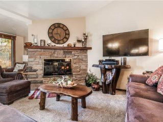 Click to Save 25% on 2BD/2BA Terracehouse condo in Snowmass