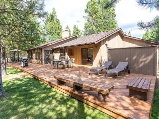 Enjoy the Wooded & Grassy area behind this dog friendly home- 3 Hoodoo Lane