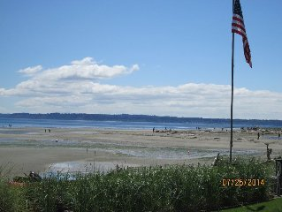 224 - Useless Bay Beachfront Retreat