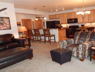 Trailhead Lodge Unit 811: 1 BR / 1 BA condominium in Winter Park, Sleeps 4