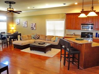 Fabulous 2-Br / 2-1/2 Bath Townhome w/ Beach View, Attached Garage, Elevator