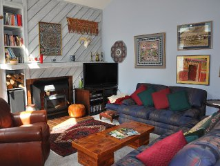 Affordable Townhome in East Vail. On the shuttle route.