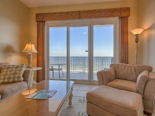 Windemere 401 Perdido Key Gulf Front Vacation Condo Rental - Meyer Vacation Ren