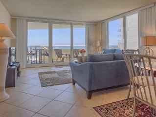 Perdido Sun 114 Perdido Key Gulf Front Vacation Condo Rental - Meyer Vacation R
