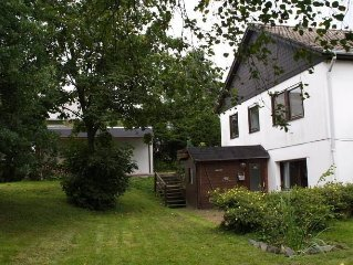 Beautiful holiday home at 7 km from Winterberg.
