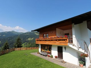 Superbly located in the mountains between Hopfgarten and Kelchsau.