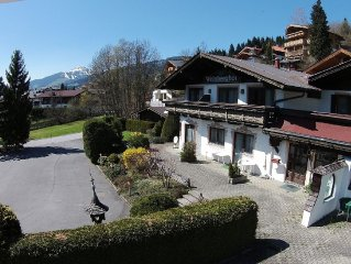 Group house with homecinema and sauna in Kirchberg in Tirol