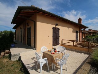 Holiday home with pool in the magnificent Val d'Orcia