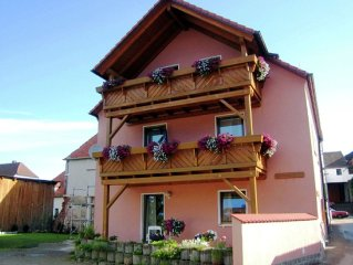 Holiday home in the centre of Moosbach